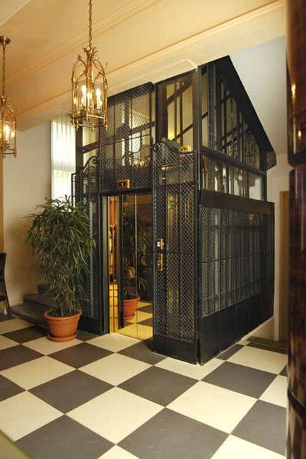La scelta di un buon hotel. A Praga