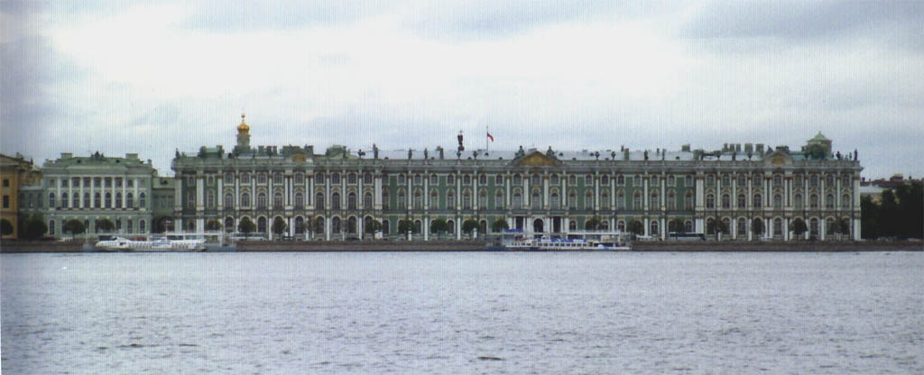 Il Palazzo d'Inverno - fonte: Wikipedia
