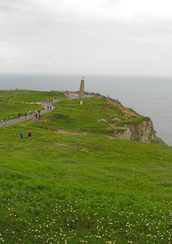 Un luogo mitico: Cabo da Roca