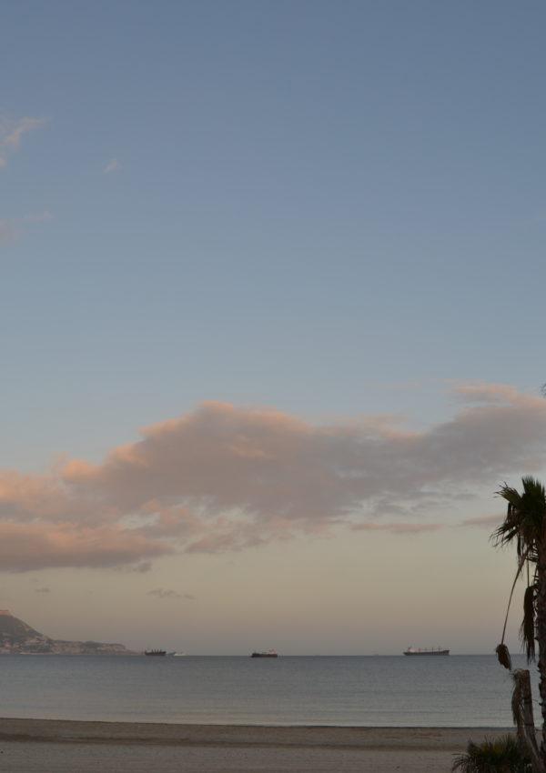 Con David Gutierrez ad Algeciras, dove la Spagna si avvicina all'Africa