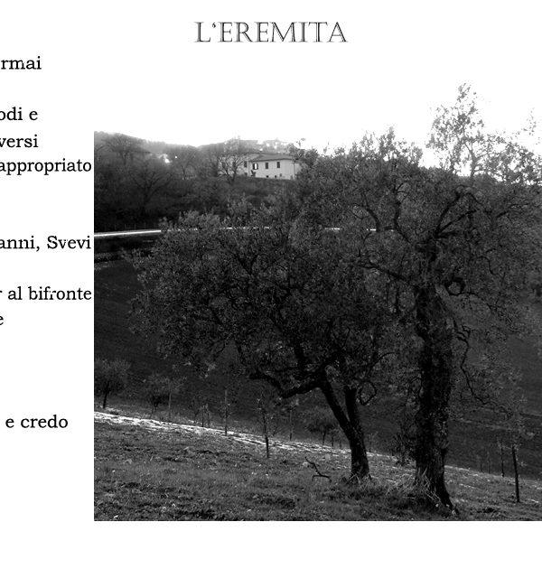 Ulivimmortali 2.0 – L'eremita