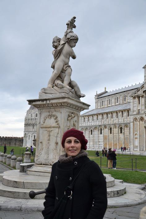 DiscoverPISA: guided tours with Martina Manfredi