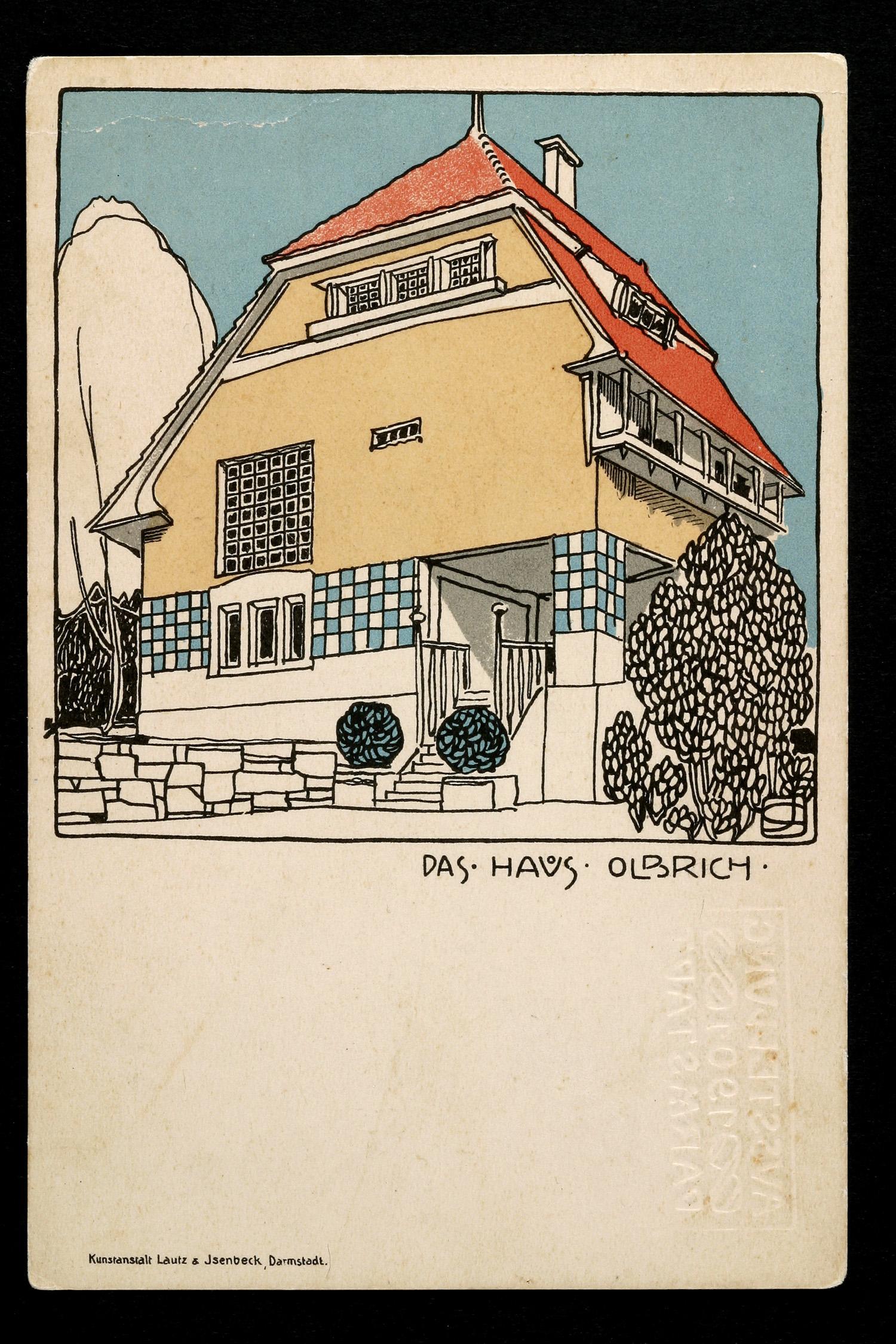 Olbrich_Das Haus