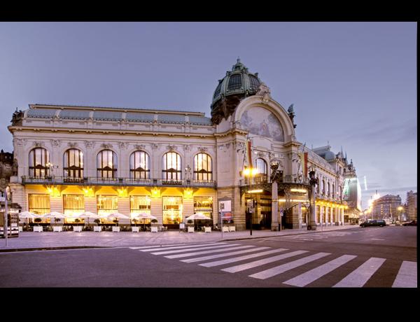 Obecni Dum: la Casa di Praga