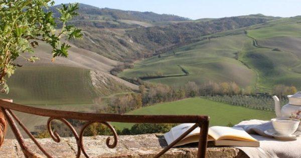 Il Paradiso esiste. E' a Volterra. Si chiama Agrimonia.