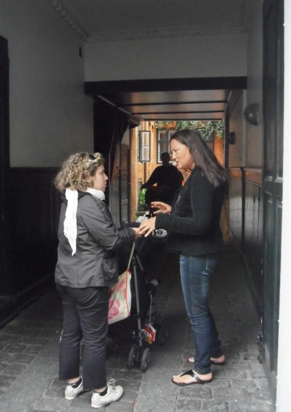 Con Linda a spasso per Copenaghen