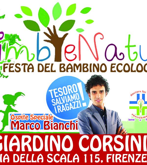 Bimbi e Natura domani a Firenze