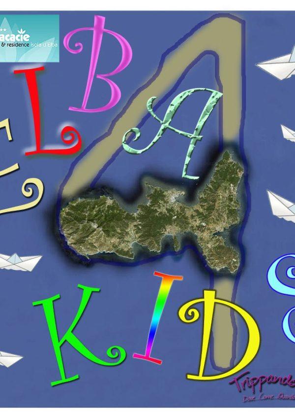 #elba4kids: il programma