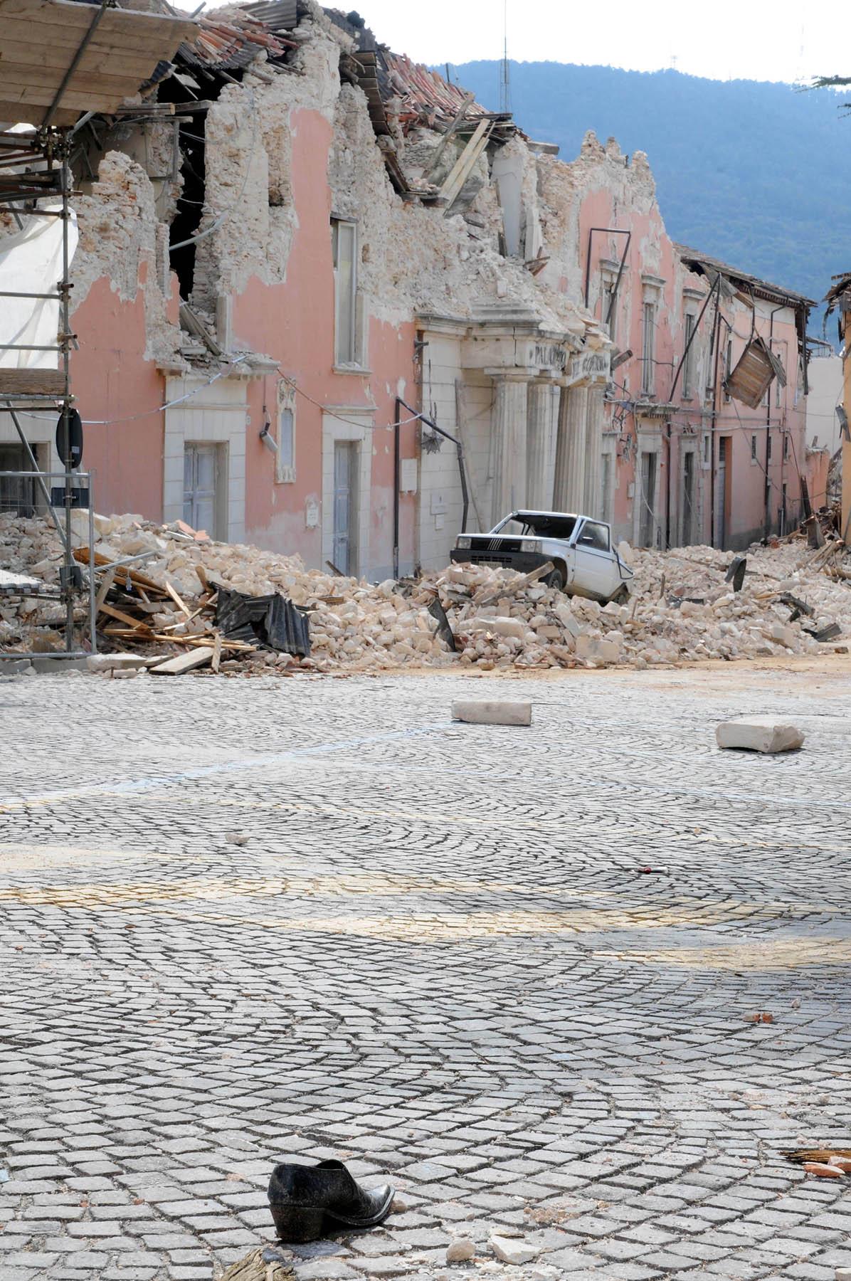 L'Aquila 6 Aprile 2009