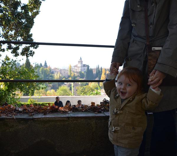In Andalusia, bimbo al seguito: i consigli e l'esperienza di Gloria e Liam