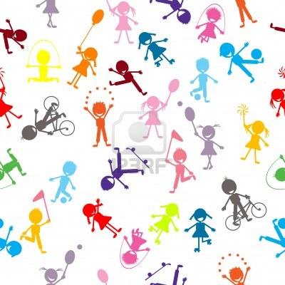 bambini-stilizzati-colorati