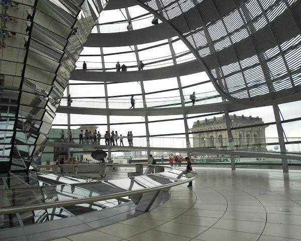 Dove dormire a Berlino: Park-Inn Alexanderplatz