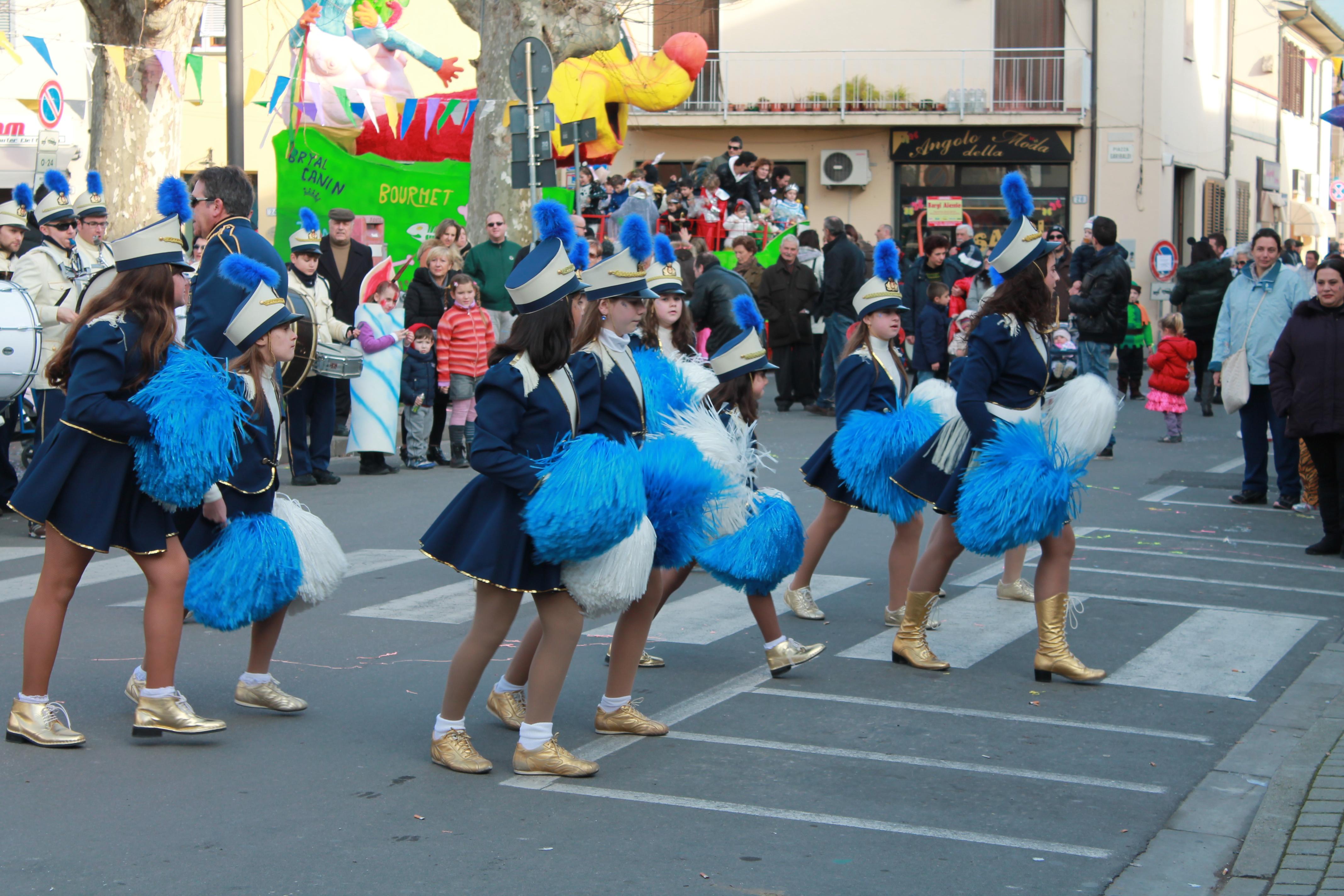 [Carnevale 2013] Il nostro primo Carnevale… Vecchianese!