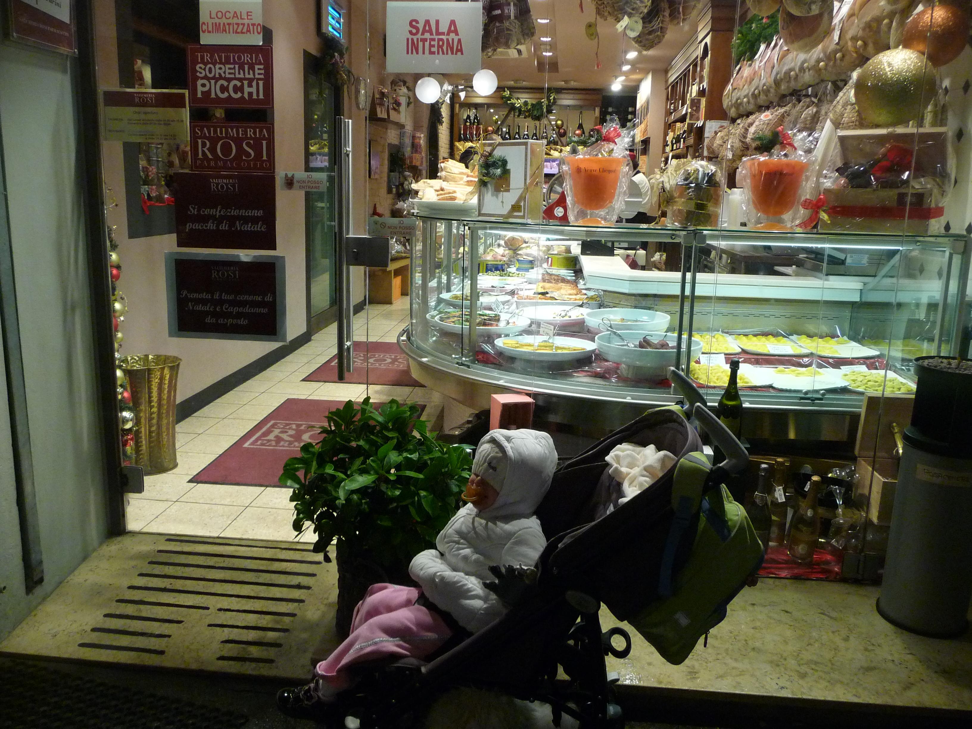 Due giorni a Parma con una bimba piccola – di Ilenia Montagni