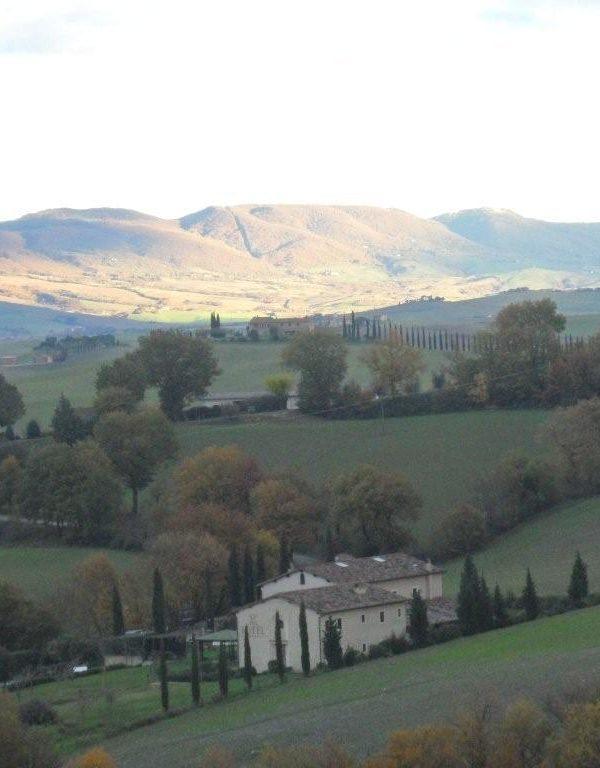 Bagno Vignoni e le terme in Val d'Orcia