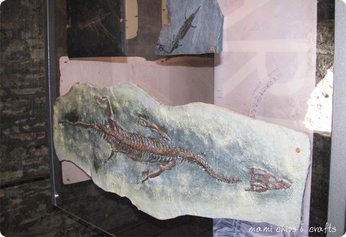 il lariosauro del castello di vezio