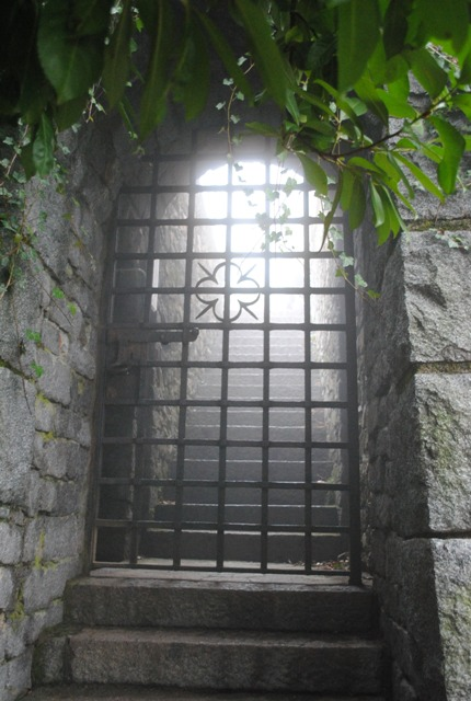 cancello del brich di zumaglia