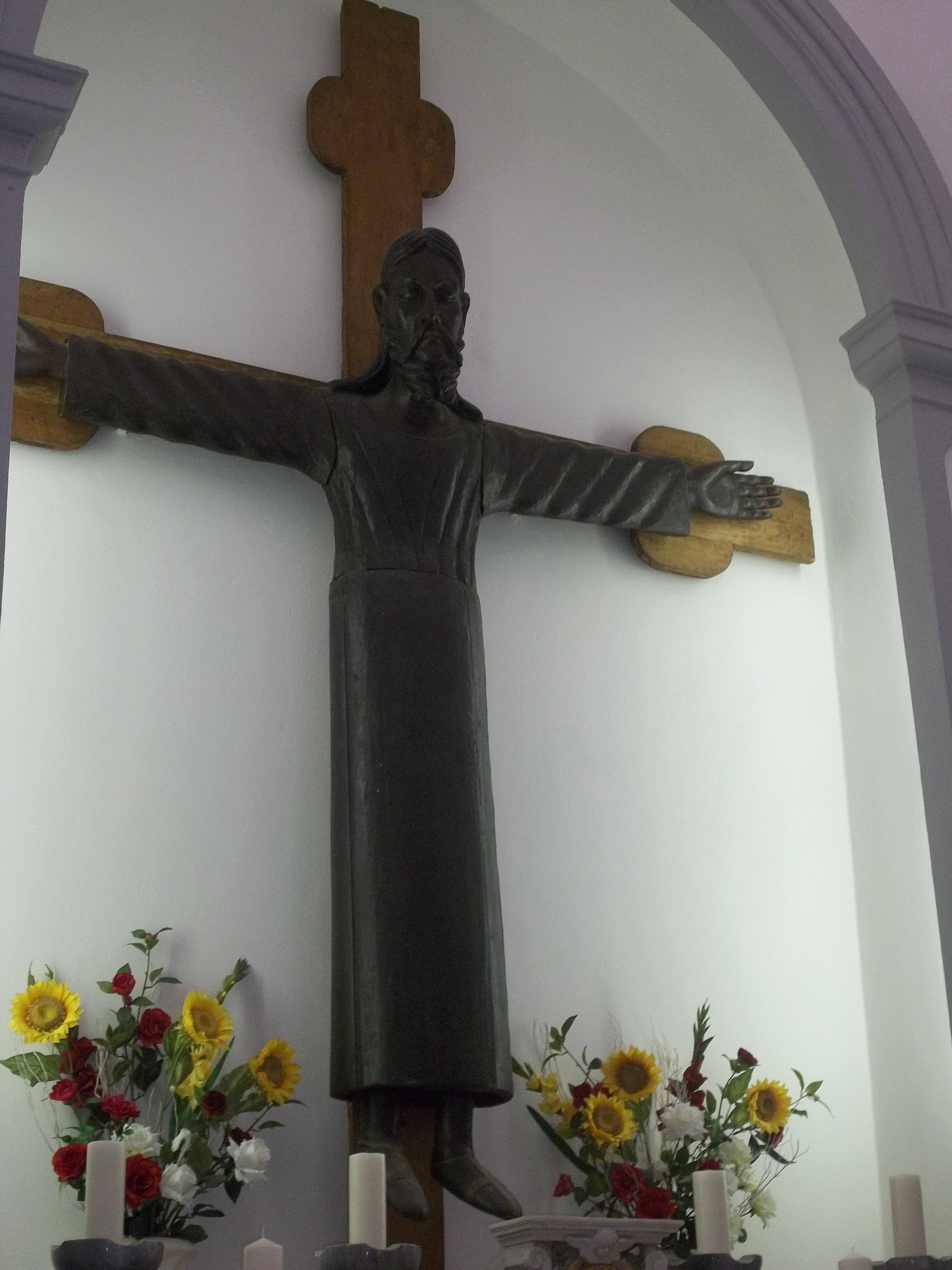 crocifisso nero