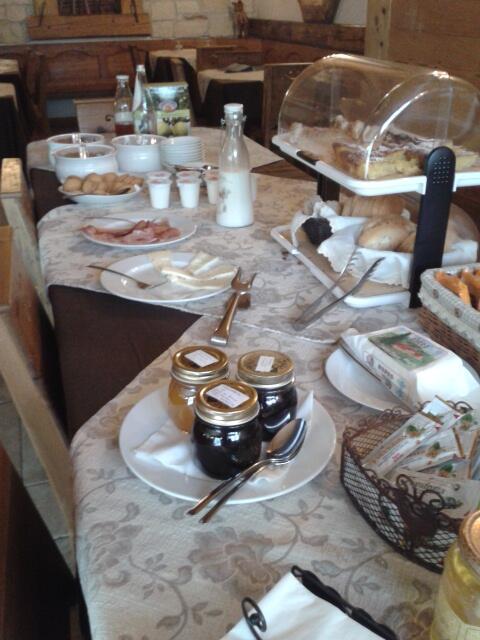buffet Ca Sorda