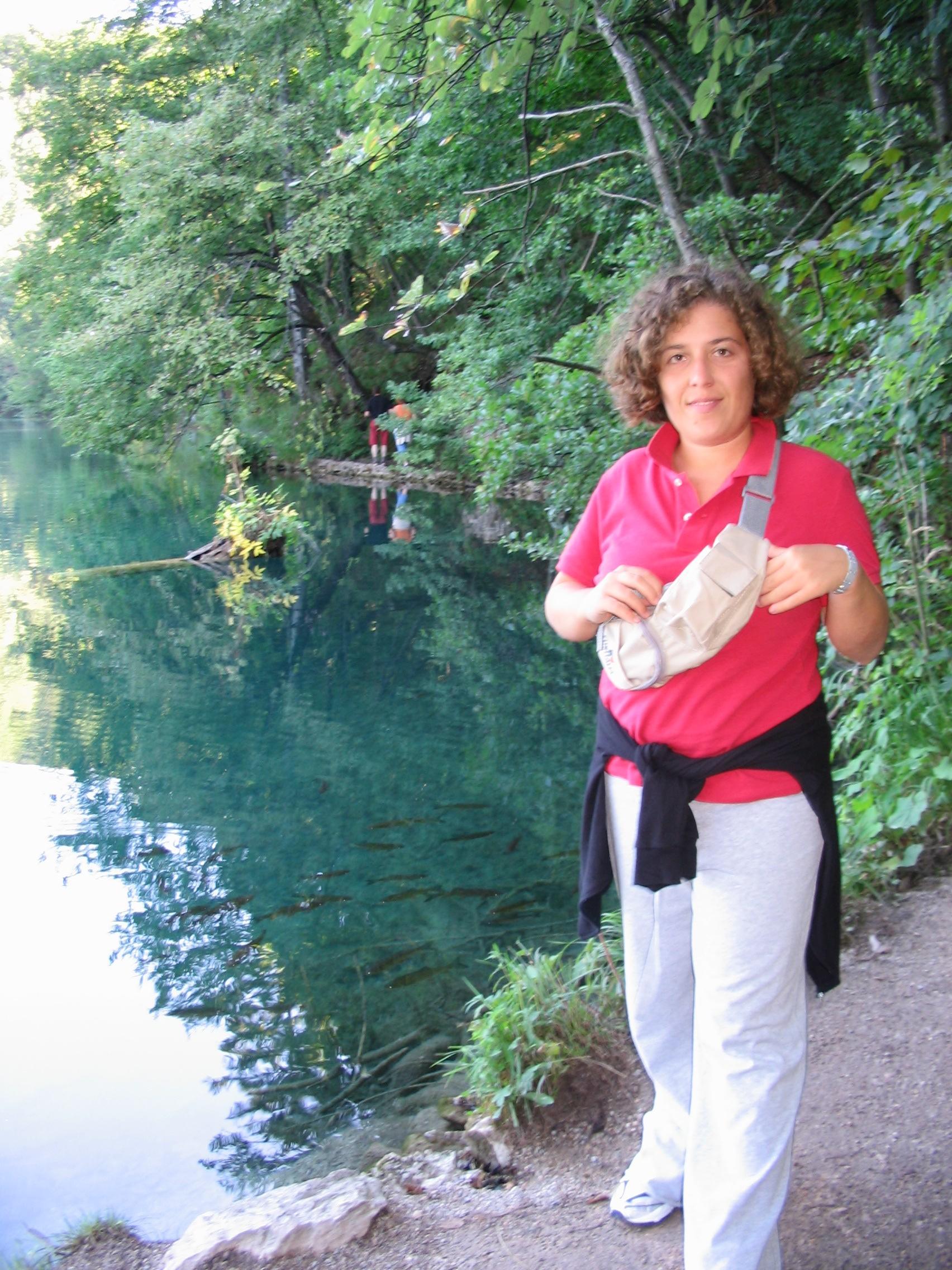 croazia - laghi di plitvice