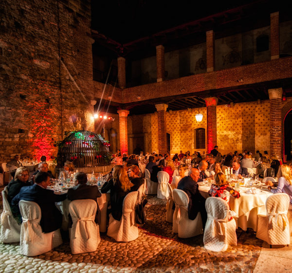 Rossa di sera. Una cena speciale a Marostica