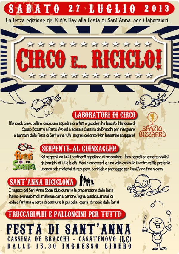 Kid's Day – 27 luglio 2013 – Casatenovo Lecco