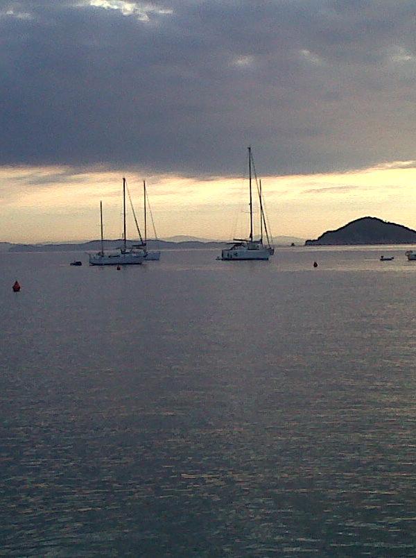 Se fossi al mare… ci sarei all'alba e al tramonto