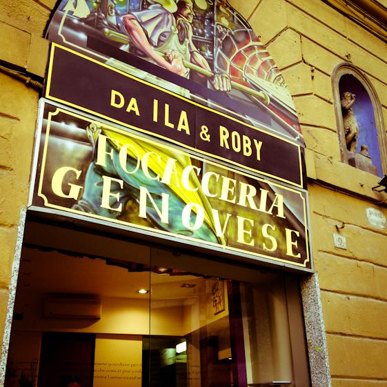 Se io fossi al mare sarei… a Genova!