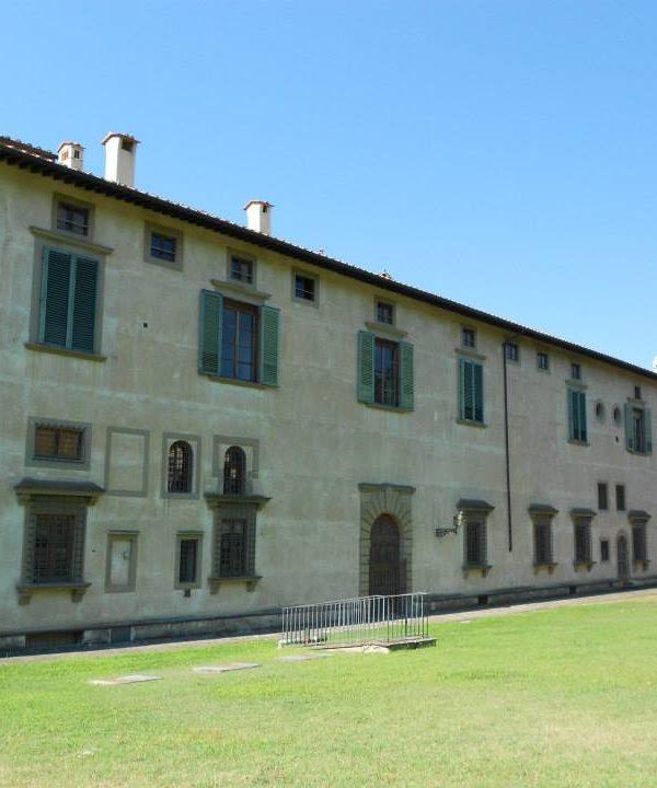 Ville Medicee a Firenze