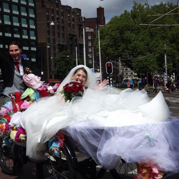 Amsterdam e le biciclette: i suggerimenti utili!