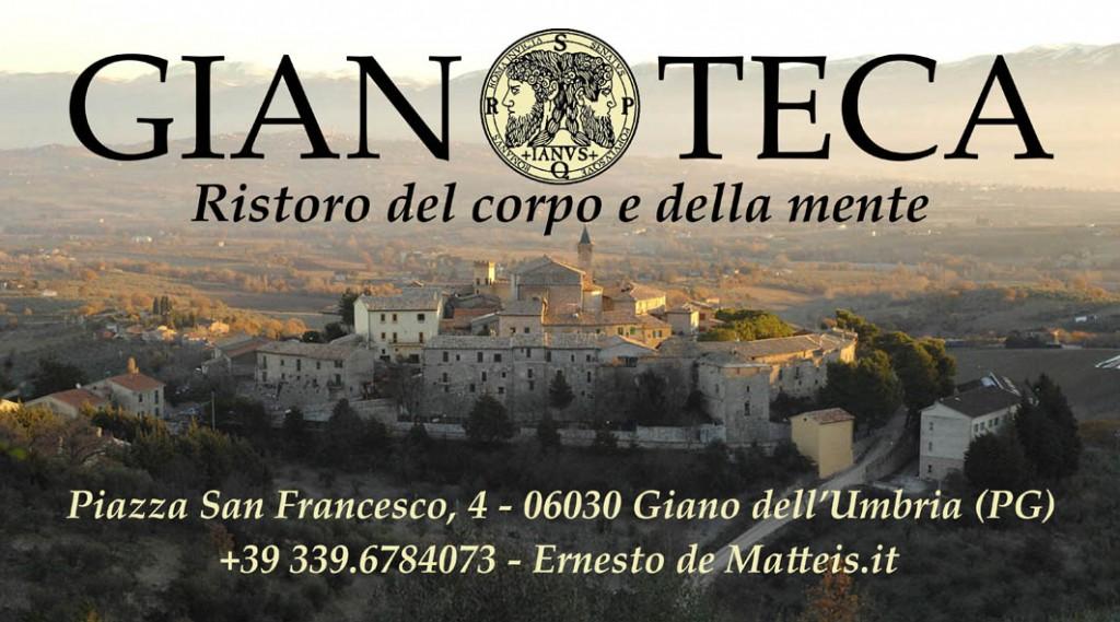 Biglietto Gianoteca web