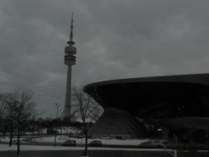 Il museo della BMW con il BMW Welt
