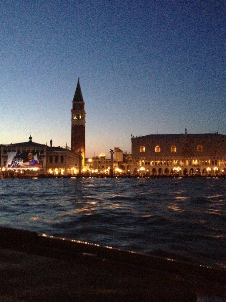 venezia in taxi