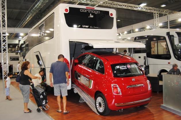Salone del camper a parma idee per vivere en plein air for Costruendo un garage per 3 auto