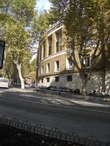 Via Veneto, Roma Il Ministero dello sviluppo economico