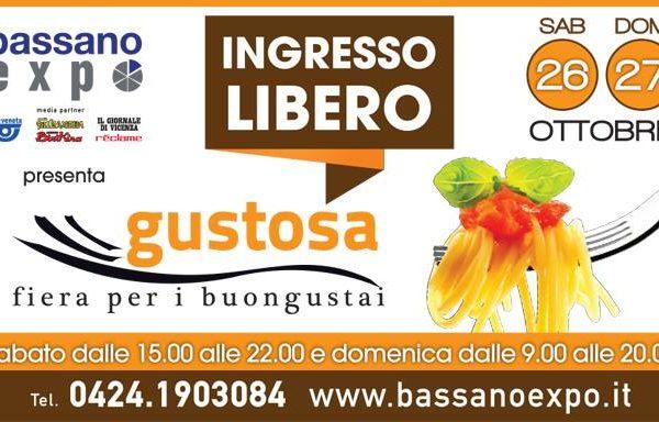 Gustosa, fiera per i buongustai e cooking show a Bassano del Grappa
