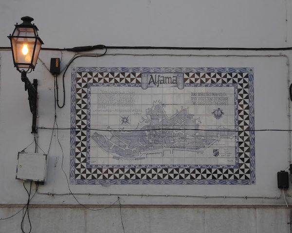 Lisbona autentica nel quartiere dell'Alfama