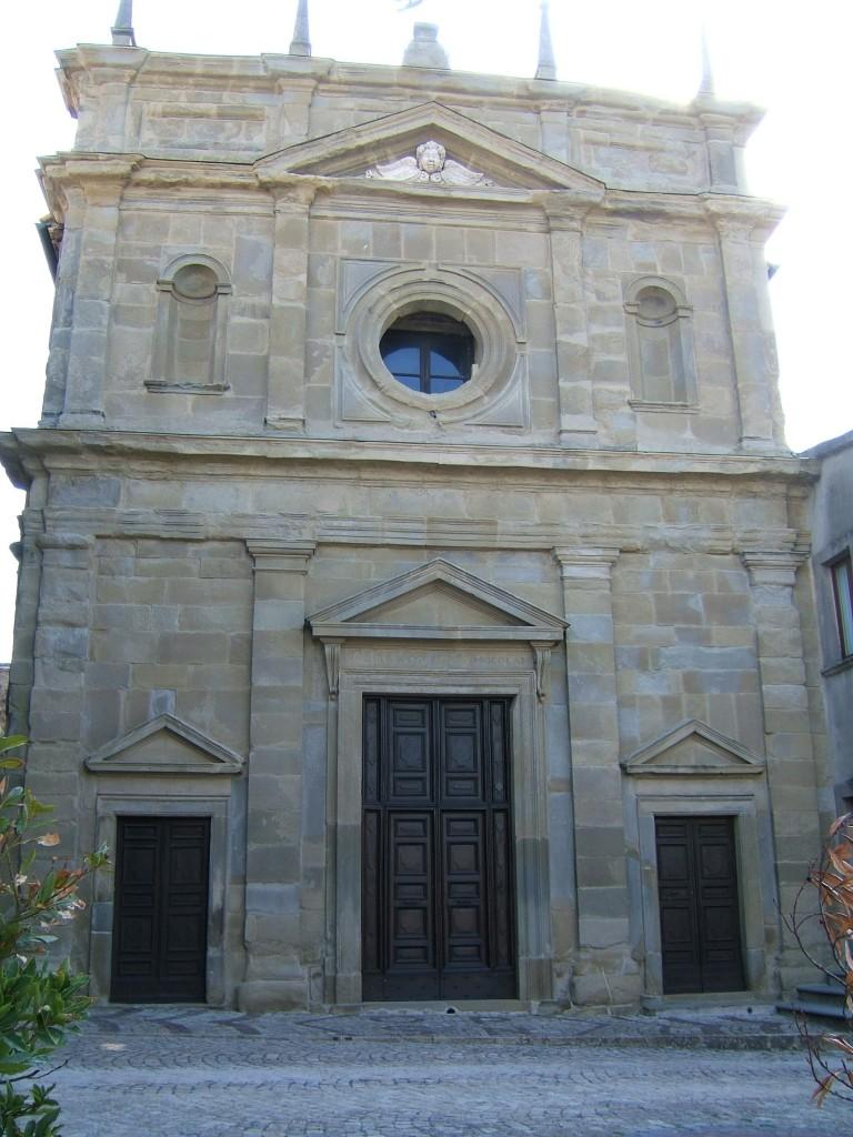 Civita Bagnoregio 7 s. Donato Claudia