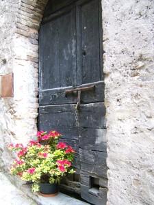 porta Civita di Bagnoregio
