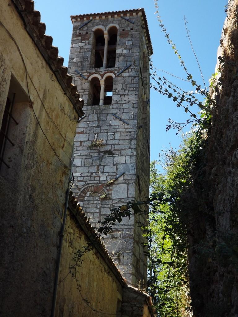 Chiesa di Santa Vittoria - Monteleone Sabino - il Campanile