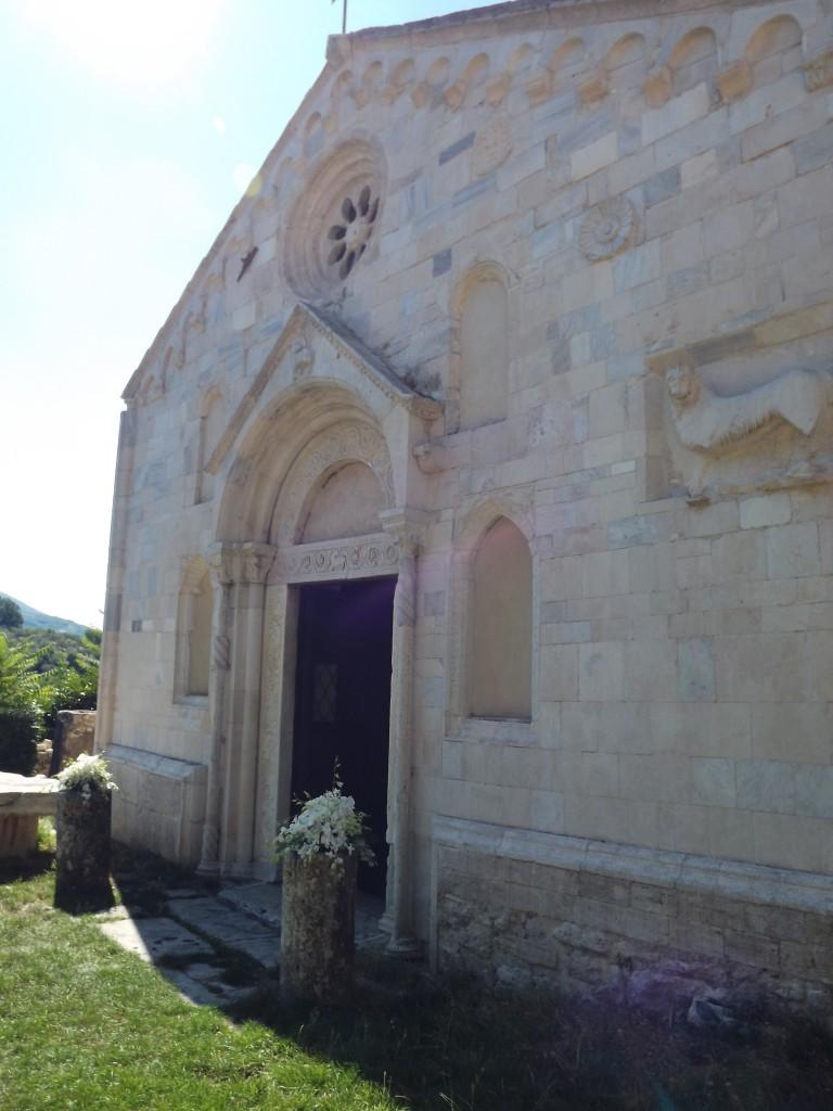 Sabina Chiesa di Santa Vittoria