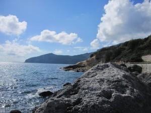 Porto Ercole - La costa