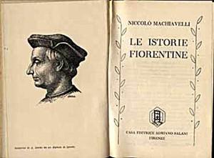 Istorie fiorentine Machiavelli