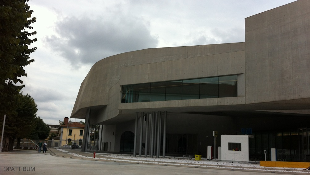 MAXXI, Roma, museo