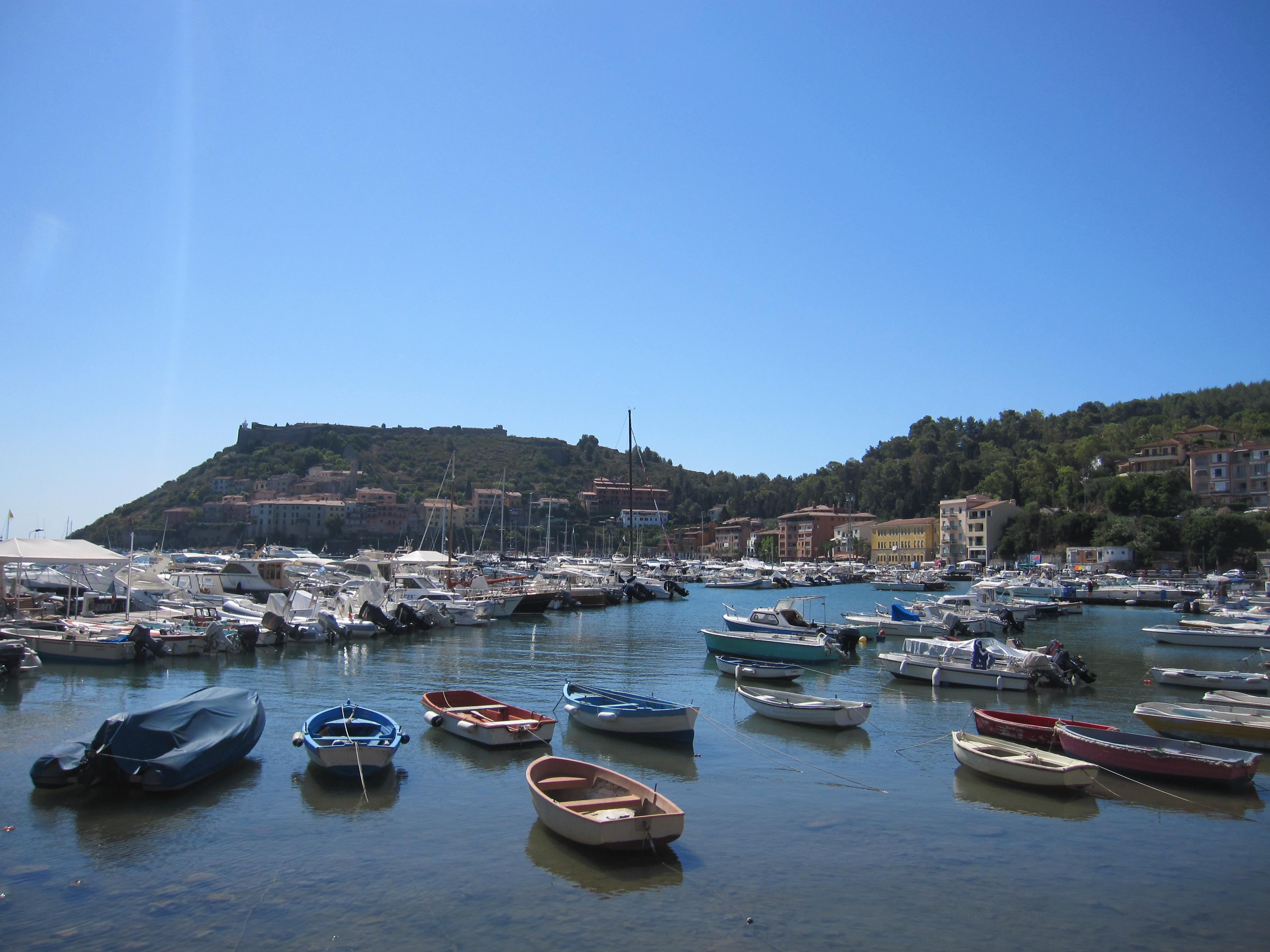 Porto Ercole - La Marina