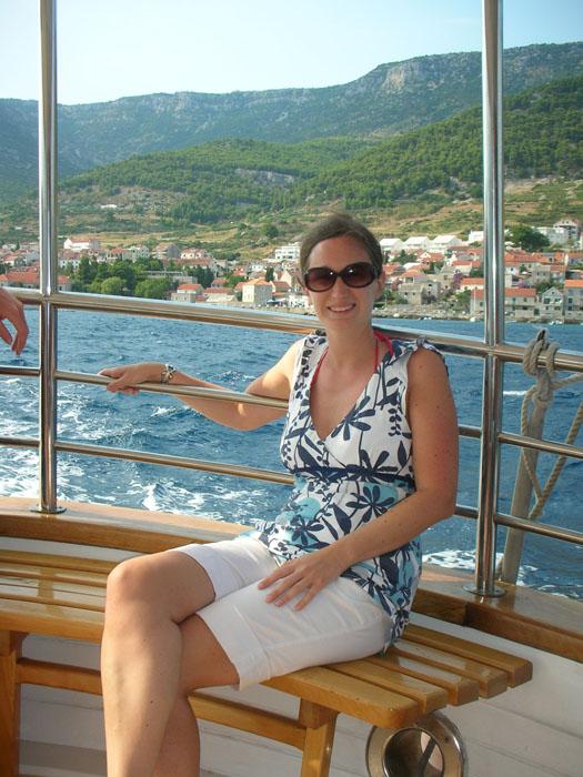 La Croazia dei blogger – 4. The Girl with the Suitcase