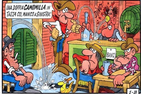 Cocco Bill camomilla