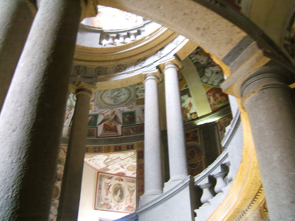 Villa Farnese a Caprarola