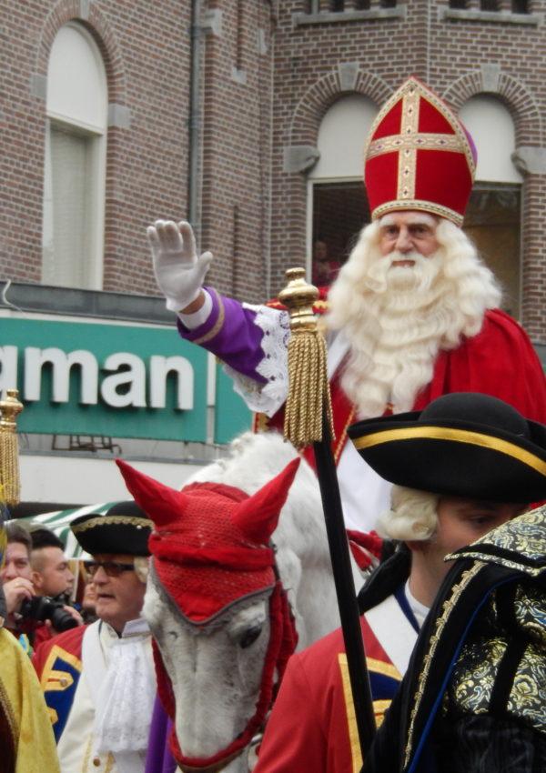 Sinterklaas nei Paesi Bassi: una festa per grandi e piccini