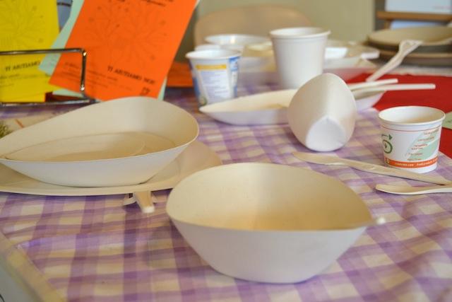 Eco kit piatti